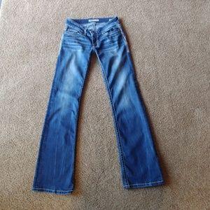 BKE Stella bootcut jeans size 25R